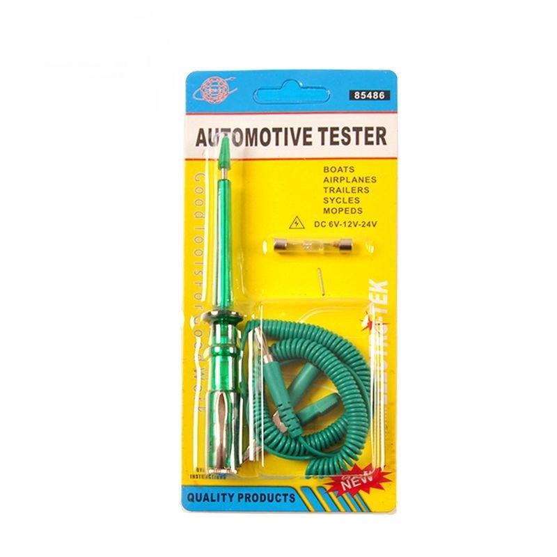 Car Diagnostic Repair Circuit Tester Leads DC 12V Voltage Lighting Car Test Car Tools