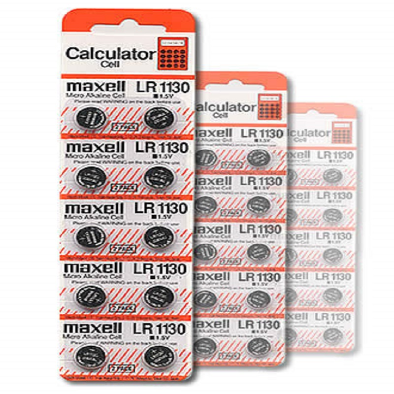 MAXELL LR1130 MICRO ALKALINE CELL
