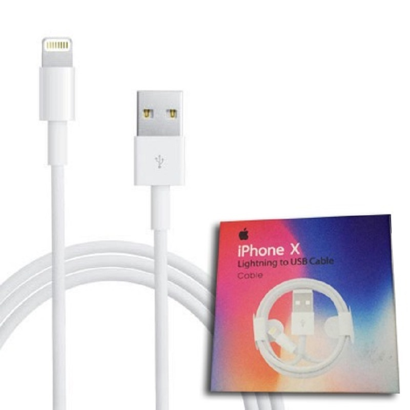 Apple iPhone X Lightning To USB Cable
