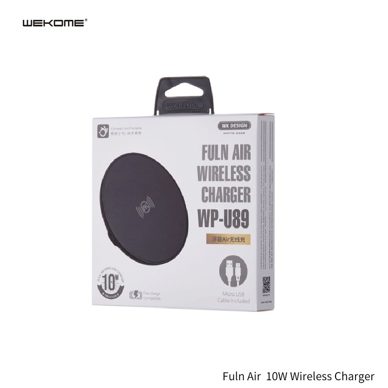 Remax WP-U89 Wireless Mobile Charger 10W