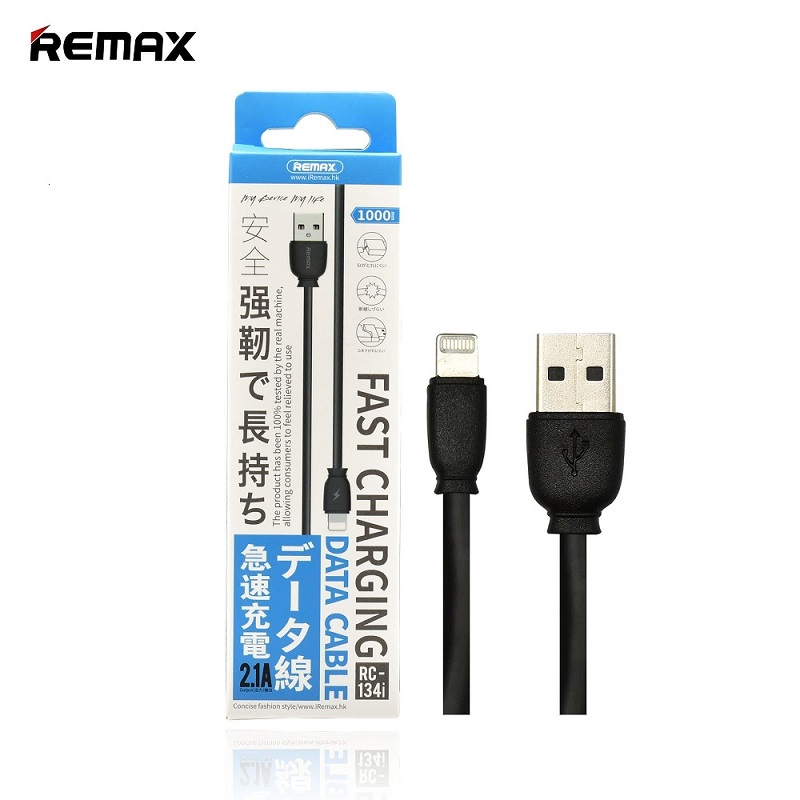REMAX Iphone USB CABLE RC 134I