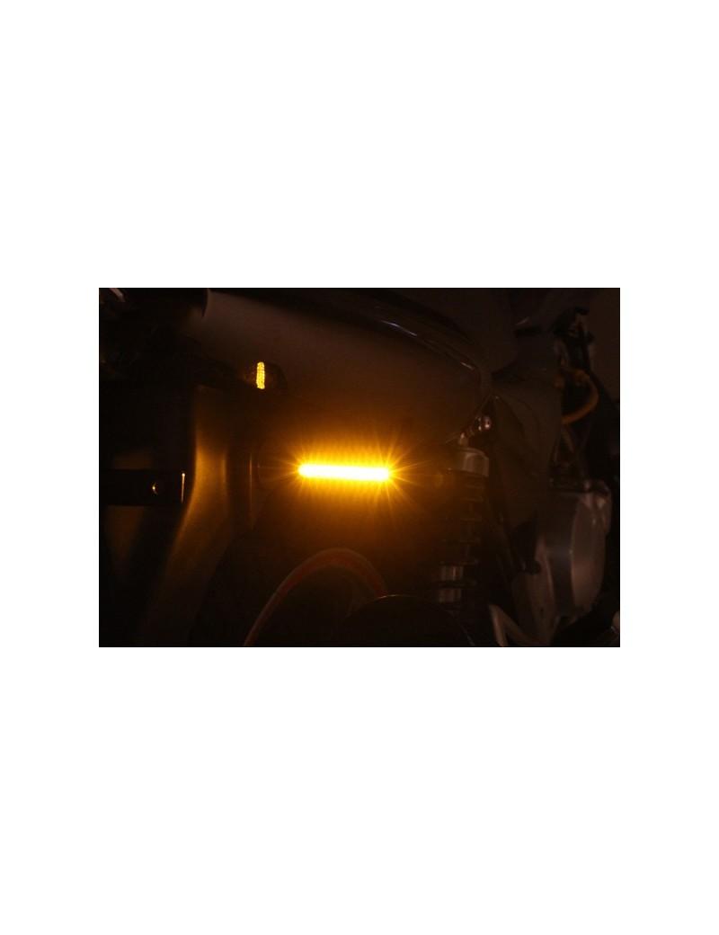 Pack of 2 Motorcycle LED Indicator Turn Signal Light