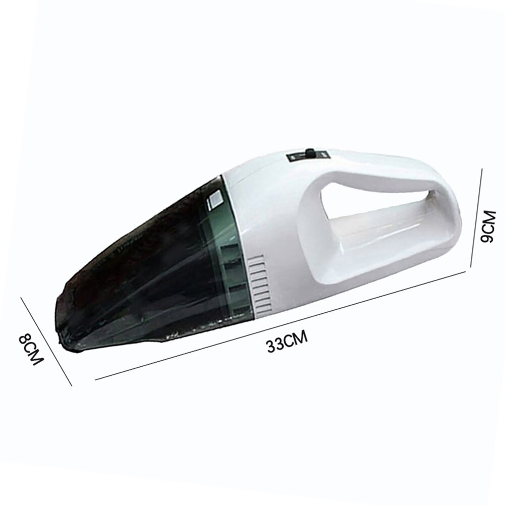 Portable 12V 120W Mini Handheld Vacuum Cleaner For Car Home Office