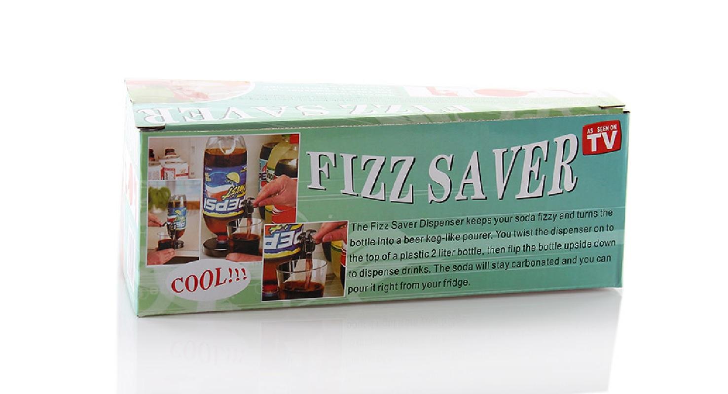 Creative Fi-zz So-da Soft Drinking Saver Dispenser