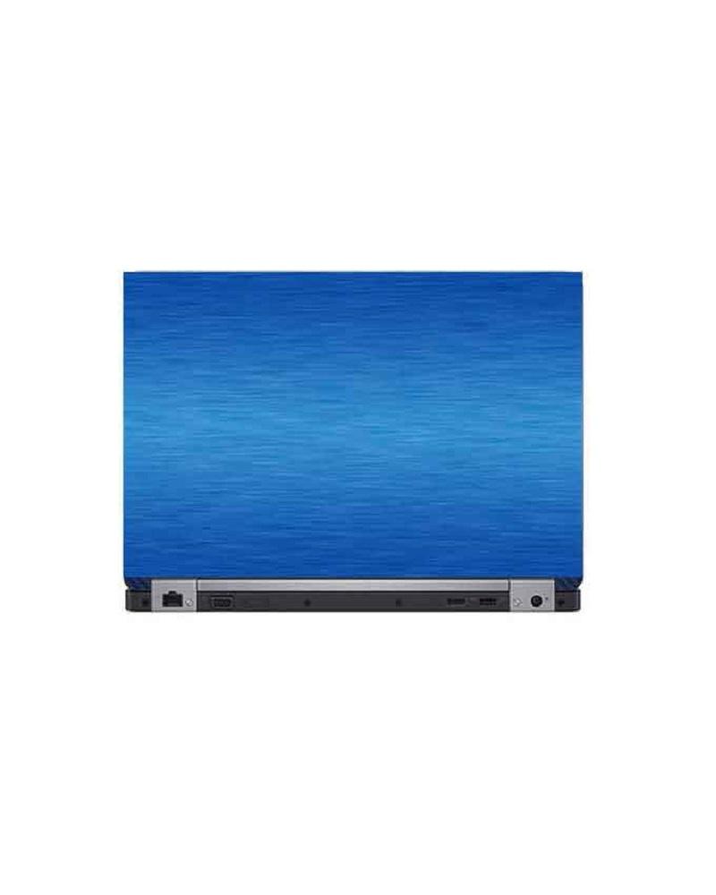 Universal Laptop Protector Steel Texture - Blue