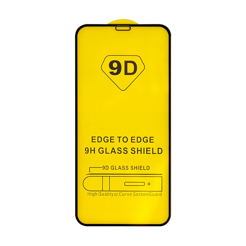 9D iPhone XR Glass Screen Protector