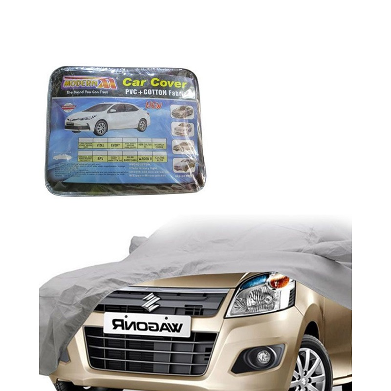 Double Stitched Top Cover For Wagon R