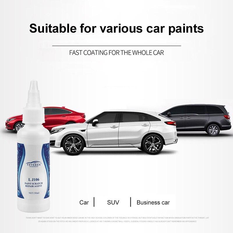 Car Paint Scratch Repair Spray Agent 50 ML