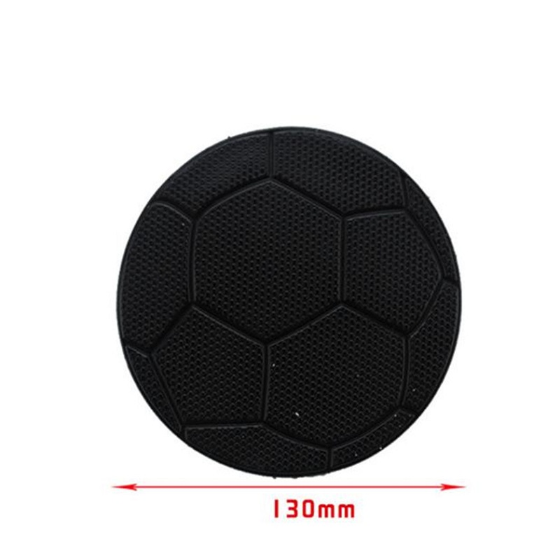 Football Anti-Slip Dashboard Sticky Pad Non-Slip Mat