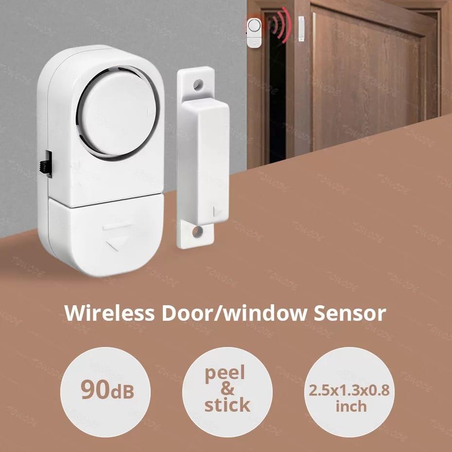 Anti Theft Security Alarm Sensor For Home