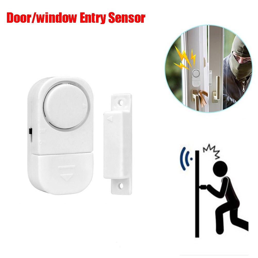 Anti Theft Security Door Window Alarm Sensor For Home office
