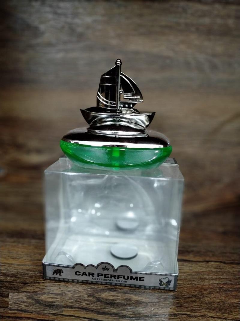 Ship Shape Car Dashboard Perfume