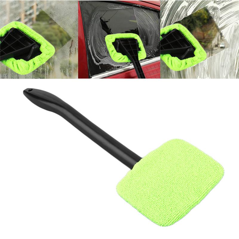 Windshield Microfiber Wipe Tool Cleaner