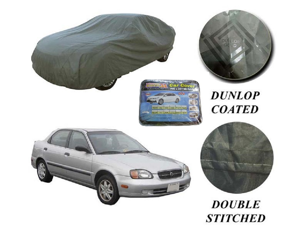 PVC Coated Double Stitched Top Cover For S-u-z-u-k-i Baleno