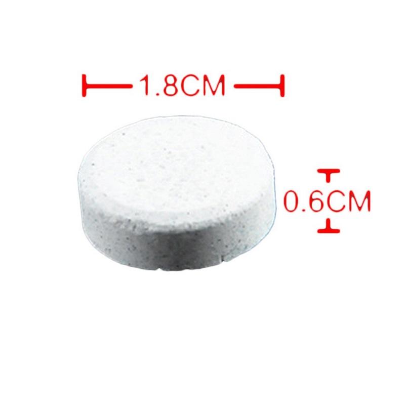 10 Pcs Auto Windscreen Cleaner Car Windscreen Cleaning Agent Pills