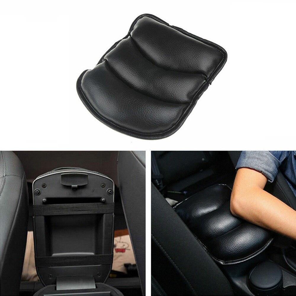 Universal Car Center Armrest Soft Cushion Pad Black
