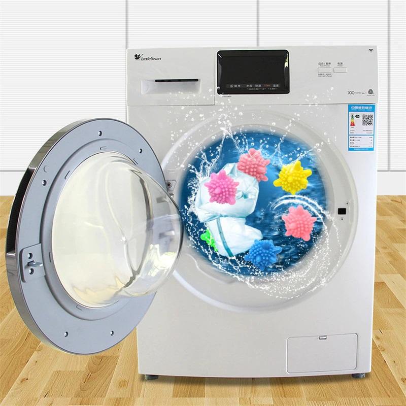 10 pcs Cloth Softener Cleaning Laundry Balls