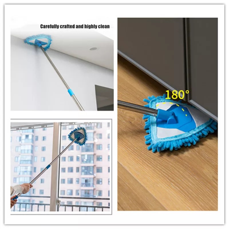 Adjustable Triangle Mop Cleaning Tool