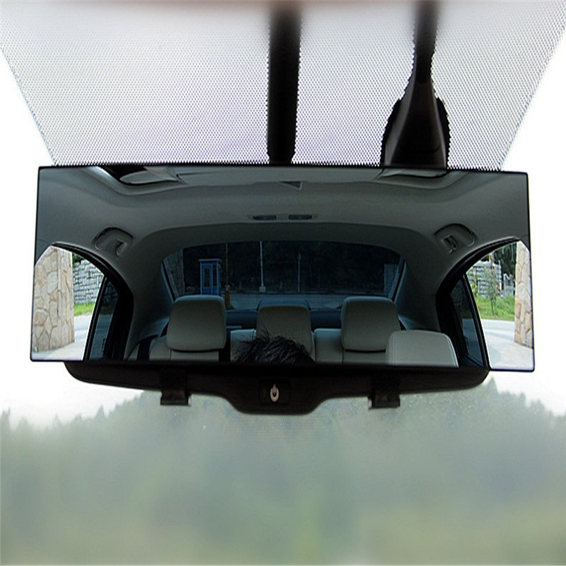Universal Large Vision Car Mirror Wide Angle Rear View Mirror