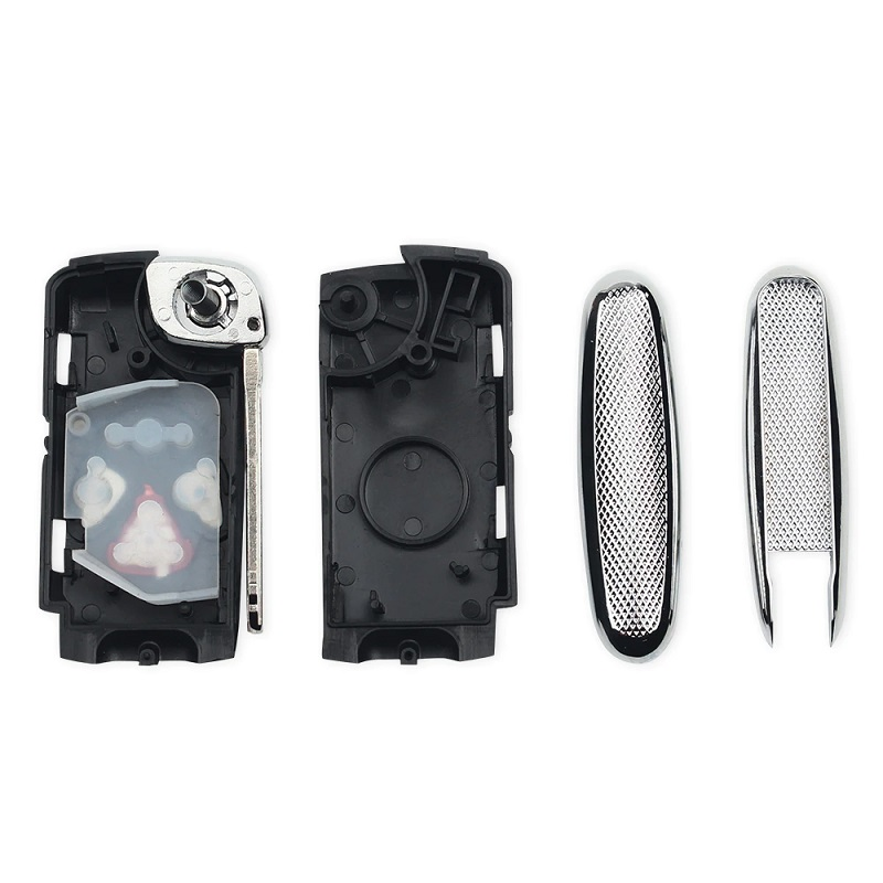 3 Buttons Modified Car Remote Key Shell For T.o.y.o.t.a Pra do
