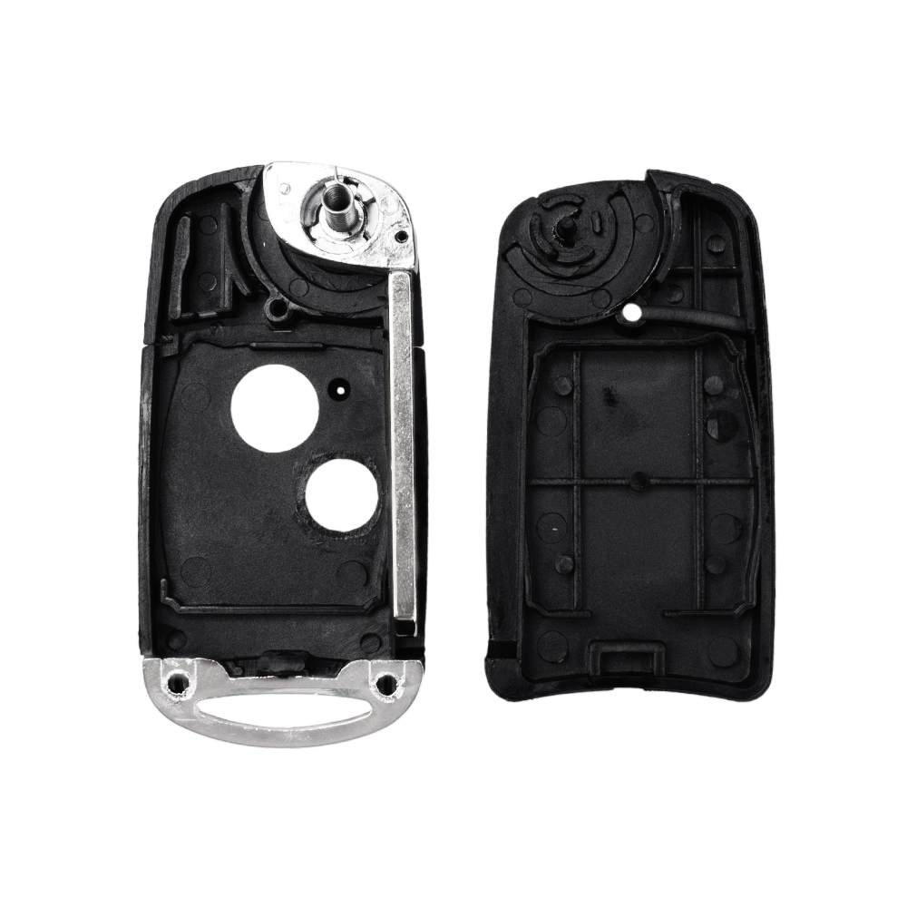 Modified 2 Button Key Fob Case For H.o.n.d.a