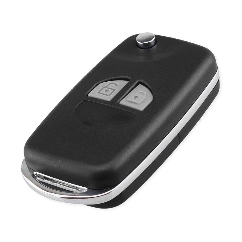 Modified Flip Remote Key Shell For S.u.z.u.k.i