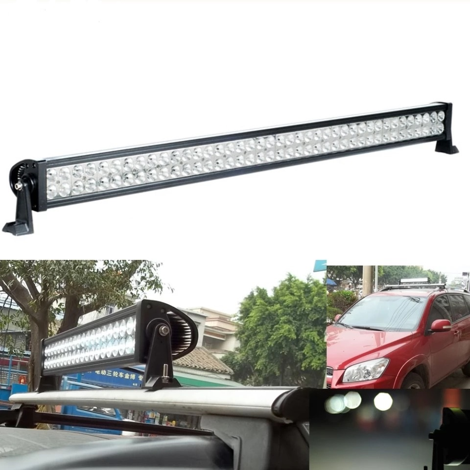 240w SMD Roof Bar Light 3.5 Foot 41 inch High Accuracy Jeep Light Sharp Light Jeep Decoration Light Flood Spot Combo Beam Offroad Light Driving Fog Lamp