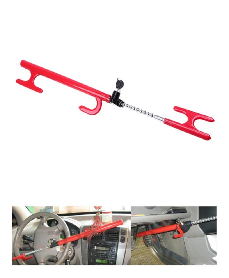 Multiple Style Lock For Steering And Clutch