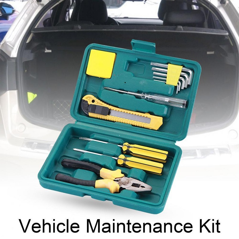 11 Pcs High Quality Car Repair Tool Kit