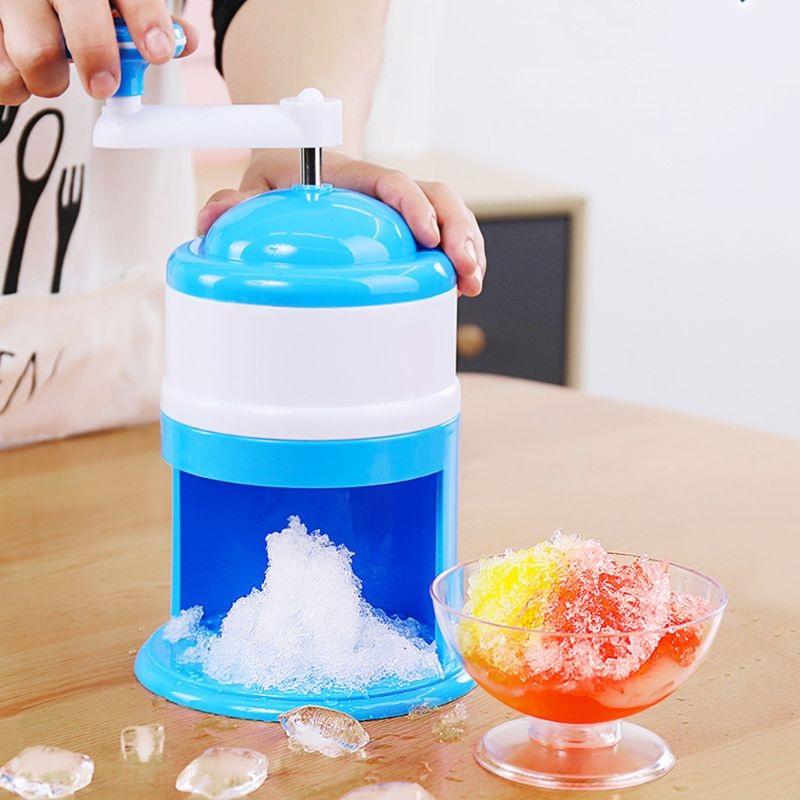 Manual Mini Ice Crusher Machine