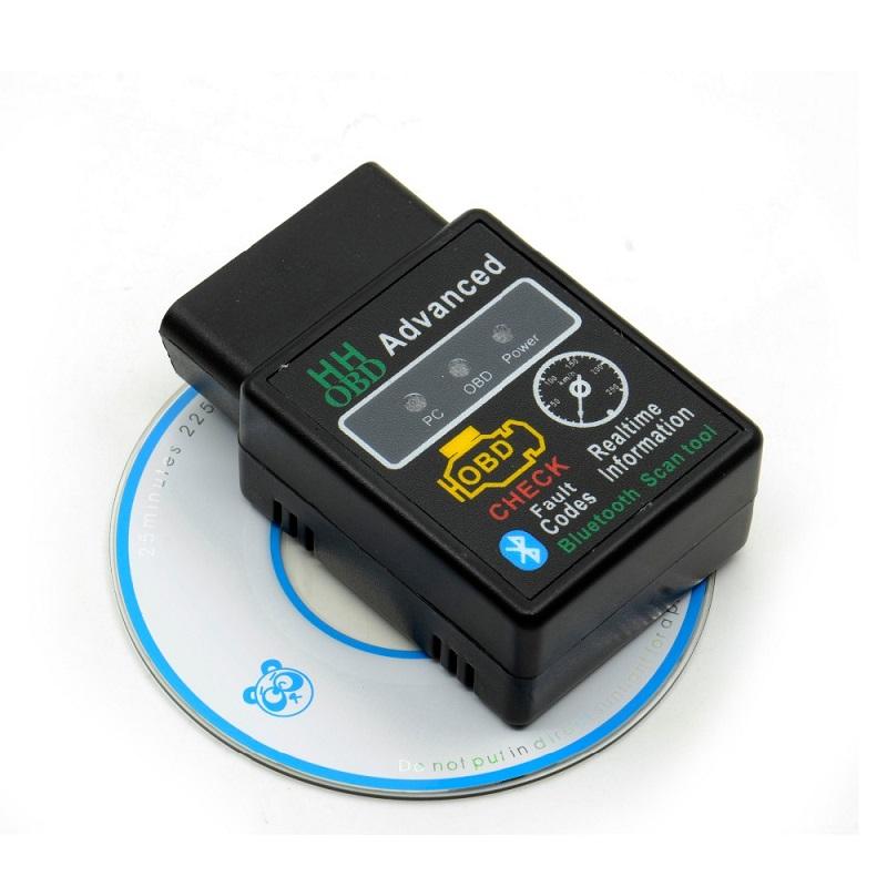 HHOBD Advanced ELM327 Bluetooth OBD2 HH OBD V2.1