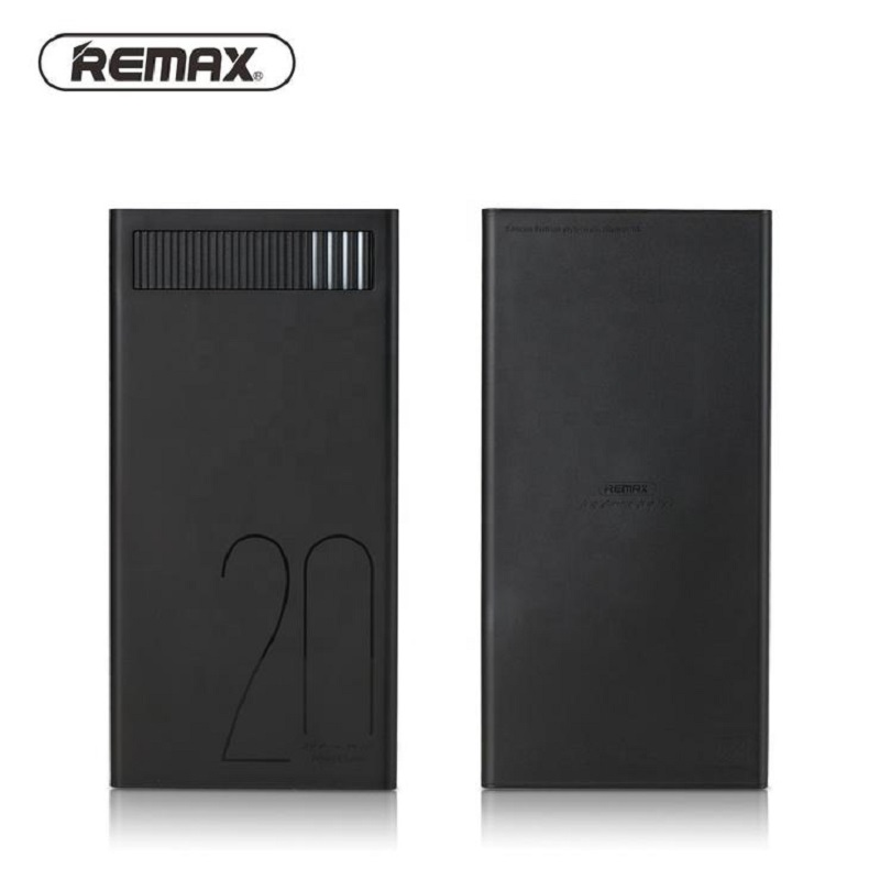 REMAX Power Bank 20000 MAh Dual USB Fast Charger
