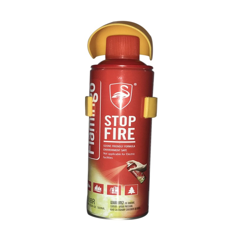 Flamingo Fire Stop Foam / Fire Extinguisher