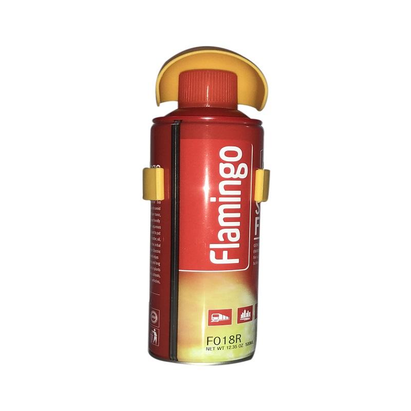 Flamingo Fire Stop Foam / Fire Extinguisher