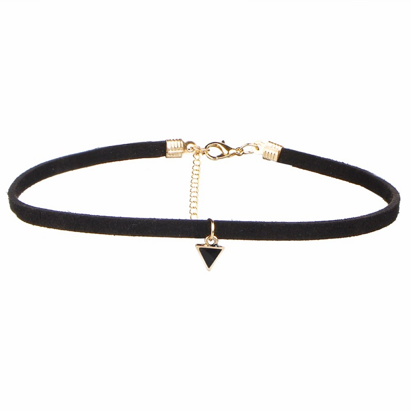 Pack of 10 New Gothic Tattoo Leather Choker Necklaces