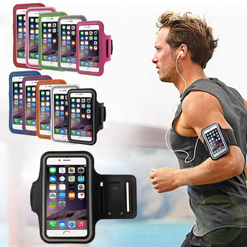 Arm band Gym Running Sport Arm Band Cover Case for Iphone Plus