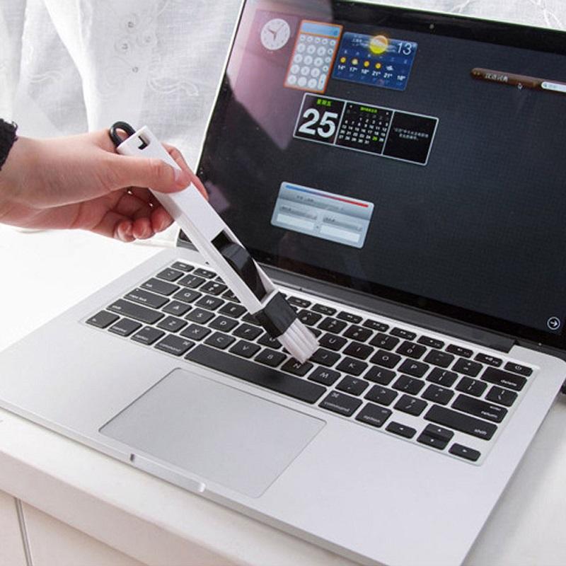 Multipurpose Practical Window Stoves Keyboard Cleaning Brush