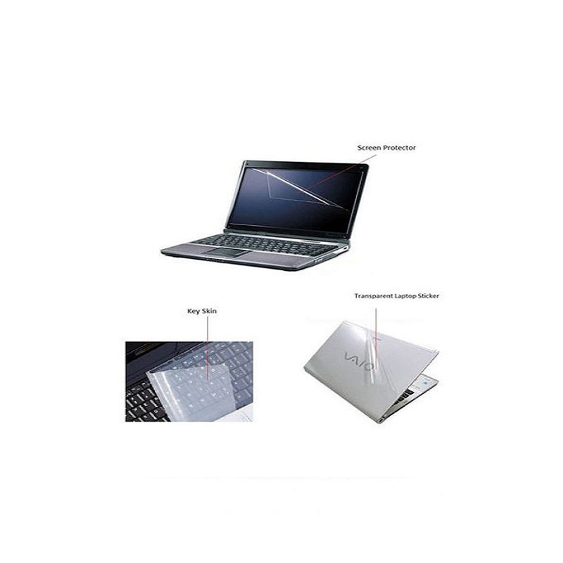 Laptop Skin 3 in 1 Package 14.6