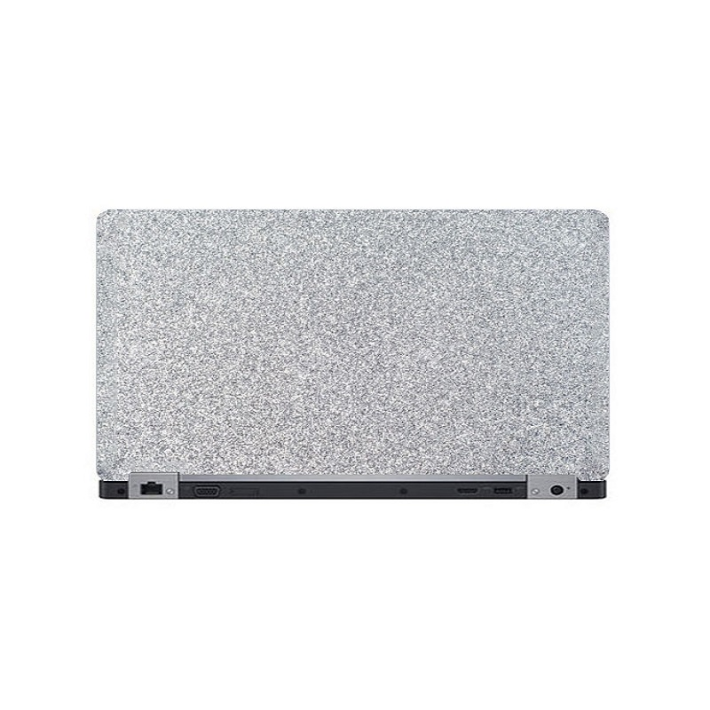 Universal Laptop Protector Glitter Texture - Silver