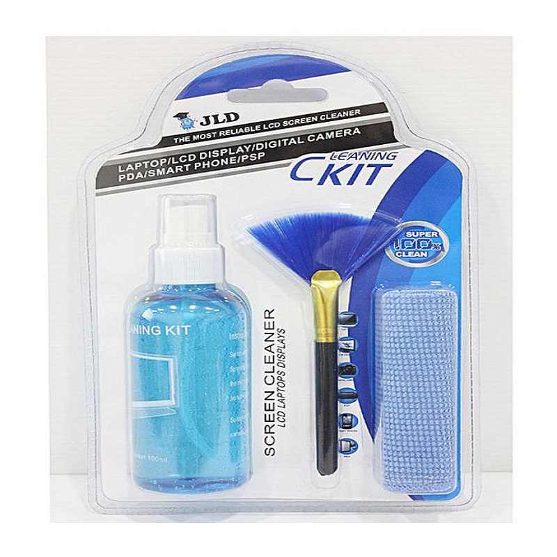 Universal Cleaning Kit KCL-1016 - Blue