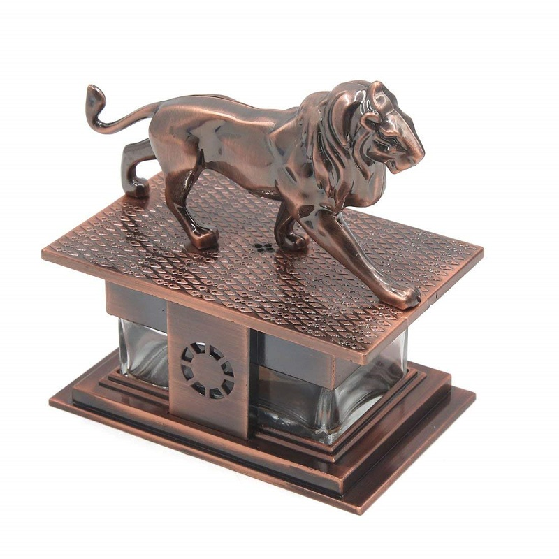 Lion Shape Car Fragrance Air Freshener Perfume