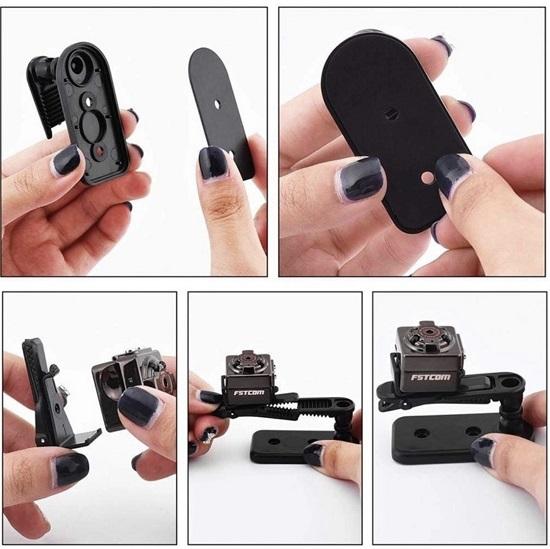 Mini Camera SQ8 Night Vision