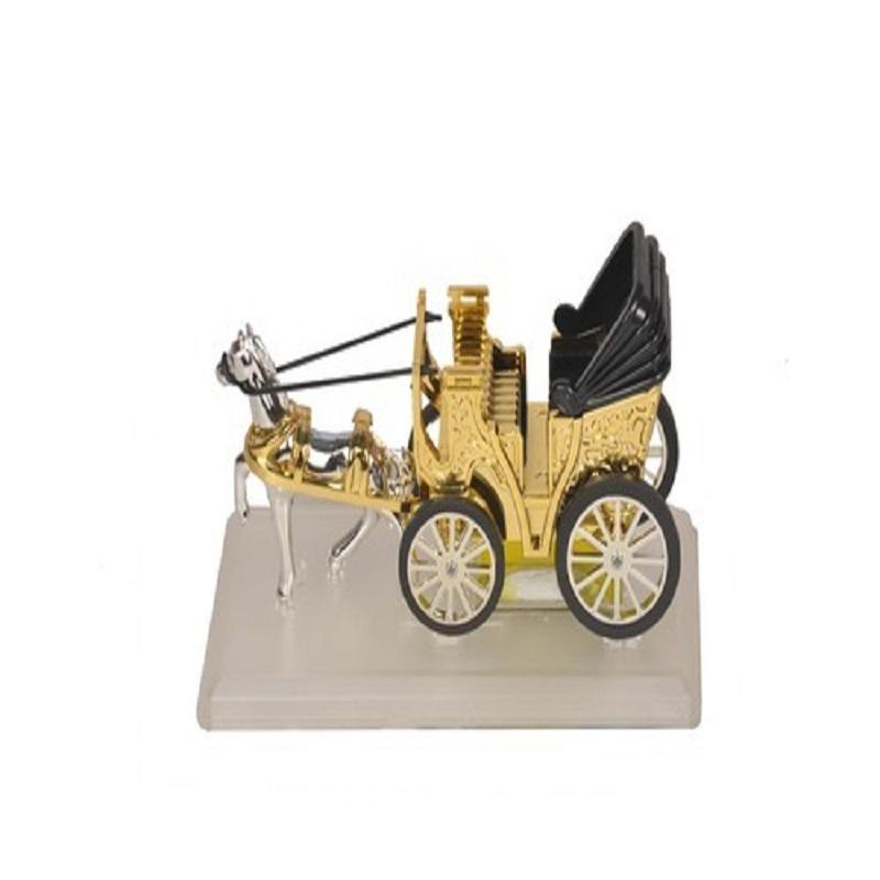Canabee Golden Cart Liquid Car Perfume, Refillable